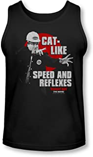 Tommy Boy - - Hombres Cat Like Tank-Top