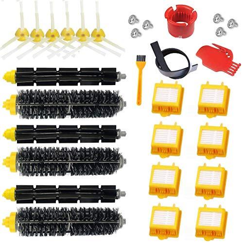 Supon Accesorios de repuestos de robot para robot 790 782 780 776 774 772 770 760 Juego de reemplazo de filtro de cepillo serie 700(00417)