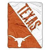 The Northwest Company Texas Longhorns 'Halftone' Micro Raschel Throw Blanket, 46' x 60' , Orange