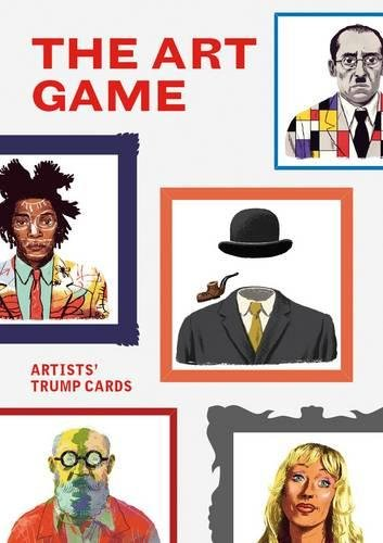 The Art Game. Trump Card Games: Artists' Trump Cards (Magma for Laurence King)
