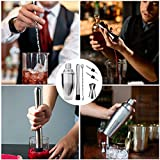 Zoom IMG-2 twbest cocktail shaker set 6pezzi