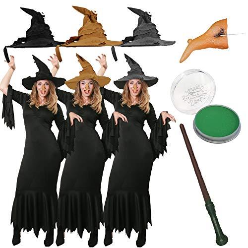 - Zauberin Kostüme
