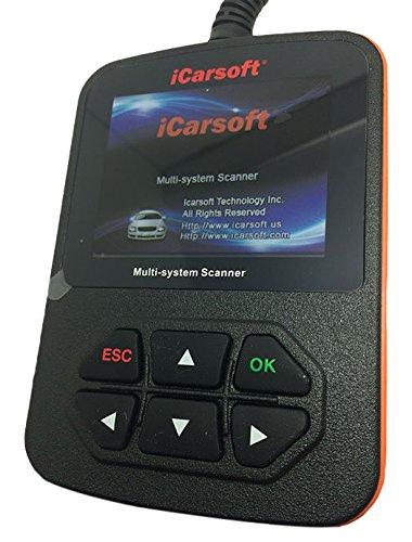 iCarsoft i960 Multi System Scanner for Porsche & Cayenne