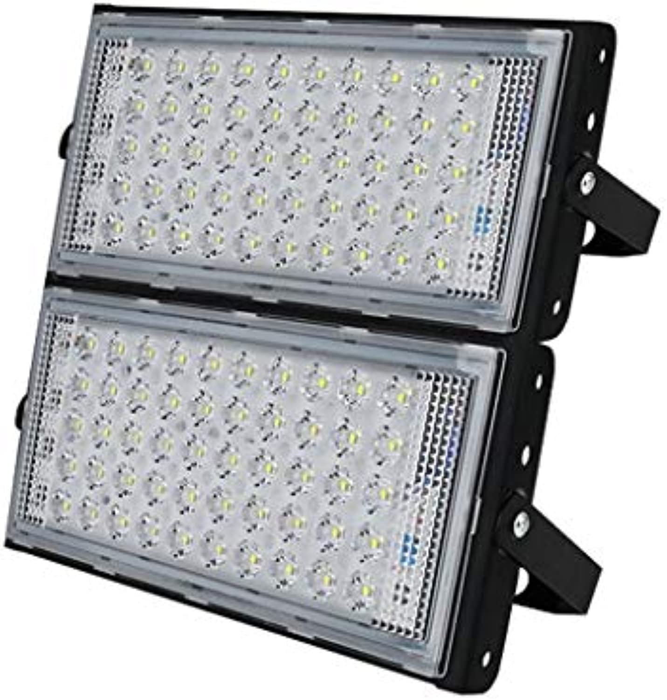 Flutlicht-LED-Sicherheitslicht Im Freien, Scheinwerfer-Aluminiumweilicht IP67 Wasserdicht (watt   100W)