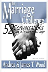 The Marriage Challenge: 52 Conversations for a Better Marriage Paperback
