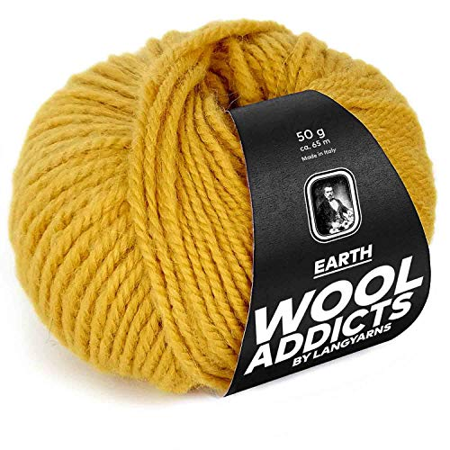 LANGYARNS Wooladdicts Earth Farbe 11