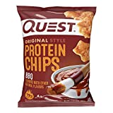Our new BBQ chips are packing more crunch, more protein, and more of your favorite smokey, backyard flavor than ever before! 19g Protein, 2g Net Carbs, 0g Sugars, 2g Dietary Fiber, 130 Calories, 4g Fat Baked - never fried; made with high-quality Whey...