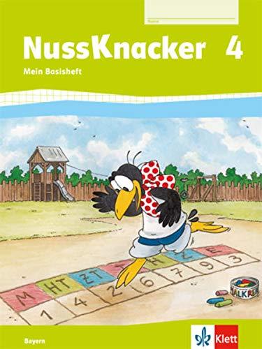 Nussknacker 4. Ausgabe Bayern: Arbeitsheft Basis Klasse 4 (Nussknacker. Ausgabe für Bayern ab 2014)