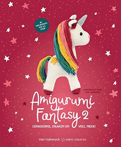 Amigurumi Fantasy 2 (Dutch Edition) 🔥
