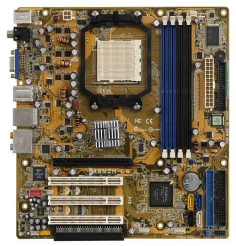 Nuevo ASUS A8M2N-LA HP nodus3-gl8e Micro ATX AMD SKT AM25188–5621