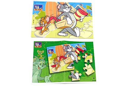 Niños sorpresa, Puzzle esquina de Tom & Jerry nº 2(Puzzle)