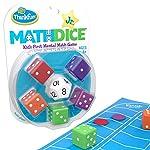 Think Fun Ci-Math Dice Junior...