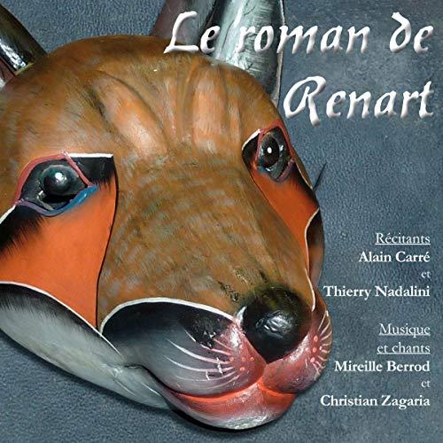 Couverture de Le roman de Renart