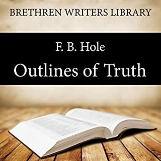 Outlines of Truth audiobook cover art