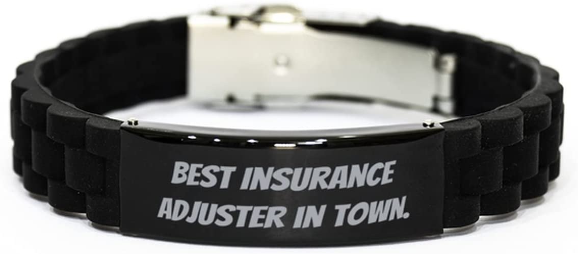 Unique Idea Insurance Adjuster Gifts, Best Insurance Adjuster in Town, Cheap from Men Women