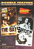 The Bat / Shock [Slim Case]
