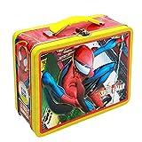 Marvel Spiderman Tin Box Lunch Box w/ Handle