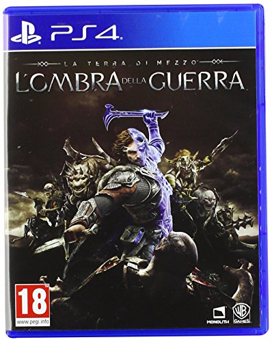 PS4 La Terra Di Mezzo: L'ombra Della Guerra - Classics - PlayStation 4