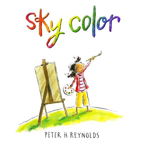 Sky Color audiobook cover art