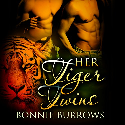 Her Tiger Twins audiobook cover art