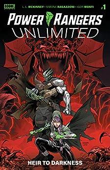 Power Rangers Unlimited: Heir to Darkness #1 by [L.L. McKinney, Dan Mora, Simone Ragazzoni, Igor Monti]