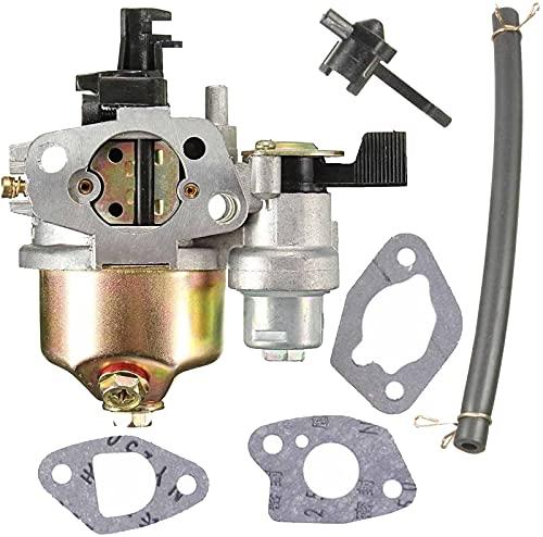 GX120 Carburetor for GX120 GX160 GX168 GX200 Small Engine, 212CC Chicago Electric Predator Gasoline Engine. 16100-ZH8-W51