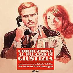 Corruzione Al Palazzo Di Giustizia (RSD 2019) (Solid Red Vinyl 180 GR.) [Import]
