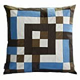 Black Temptation Decoración para el hogar Sofa Throw Pillow Patchwork Body...