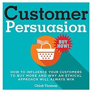 Customer Persuasion cover art