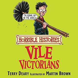 Horrible Histories: Vile Victorians cover art