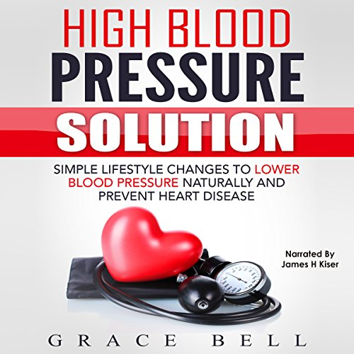 High Blood Pressure Solution audiobook cover art