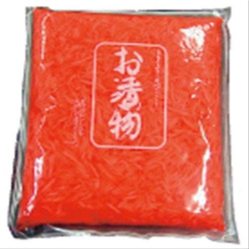 長山フーズ 紅生姜千切 1kg 【常温】