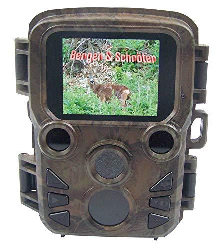 Berger & Schröter 16 MP Wildkamera, 32 GB, Full HD
