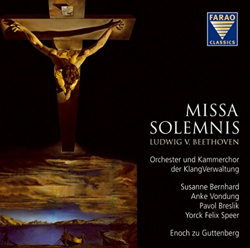 Ludwig van Beethoven: Missa Solemnis - Liveaufnahme aus dem Herkulessaal der Münchner Residenz