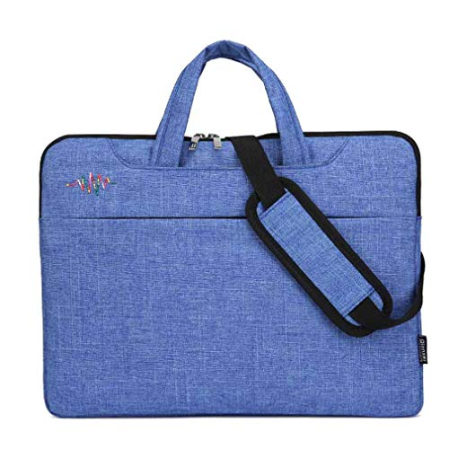 Greens 13-inch laptoptas op maat Logo Liner Bag Apple Millet Dell schoudertas
