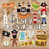 I Spy Treasure Hunt: Activity Book for Kids ages 2-5, A Fun Guessing Game for Preschoolers (English Edition)