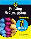 Knitting & Crocheting All-in-One For Dummies
