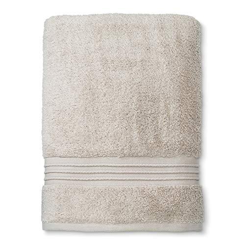 Fieldcrest Spa Beige Linen Bath Towels