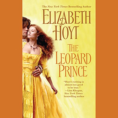 The Leopard Prince                   By:                                                                                                                                 Elizabeth Hoyt                               Narrated by:                                                                                                                                 Moira Quirk                      Length: 10 hrs and 40 mins     16 ratings     Overall 4.4