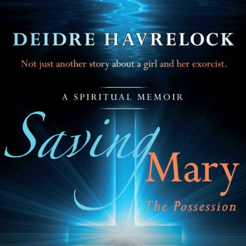 Saving Mary audiobook cover art