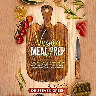 Vegan Meal Prep cover art