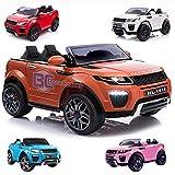 Babycoches - Coches electricos para niños Ranger Rapid, Coches de bateria 12 V, Suspension,...