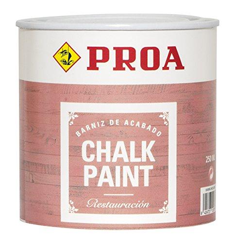 BARNIZ CHALK PAINT PROA 750 ml. Barniz protector para muebles.