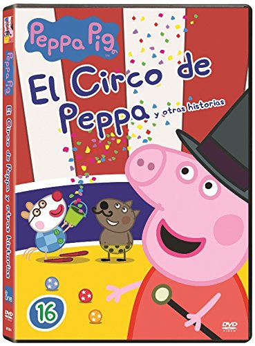 Peppa Pig Vol 16 [DVD]
