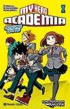 My Hero Academia nº 01 (novela) (Manga Shonen)