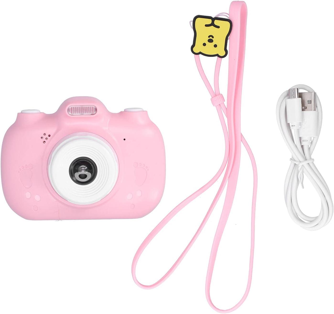 FASJ Toddler Camera Children Industry No. 1 Safety and trust Digital Cartoon Camer 1080P