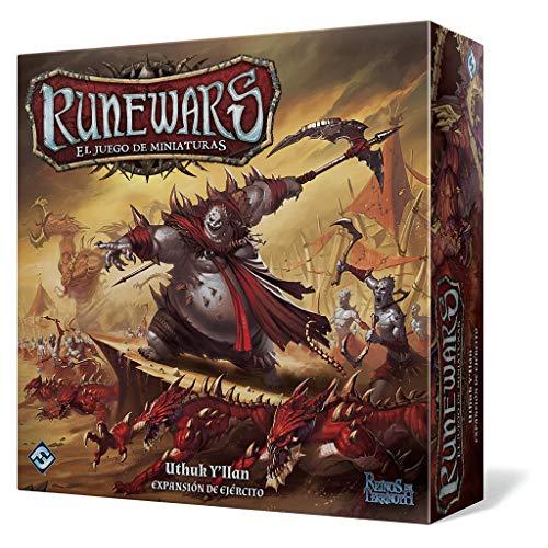 Runewars–Uthuk Y 'llan, Erweiterung Armee (Fantasy Flight Games ffrwm22)