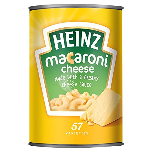 Heinz Macaroni Cheese 400g - Macaroni mit Käsesauce