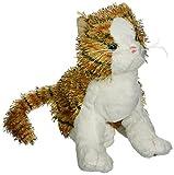 Webkinz Striped Alley Cat Plush Toy with Sealed Adoption Code by Webkinz