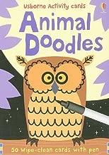 Animal Doodles by Fiona Watt,Non Figg,Non (ILT) Figg (2010) Paperback